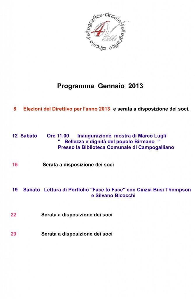 Programma 01 -Pag