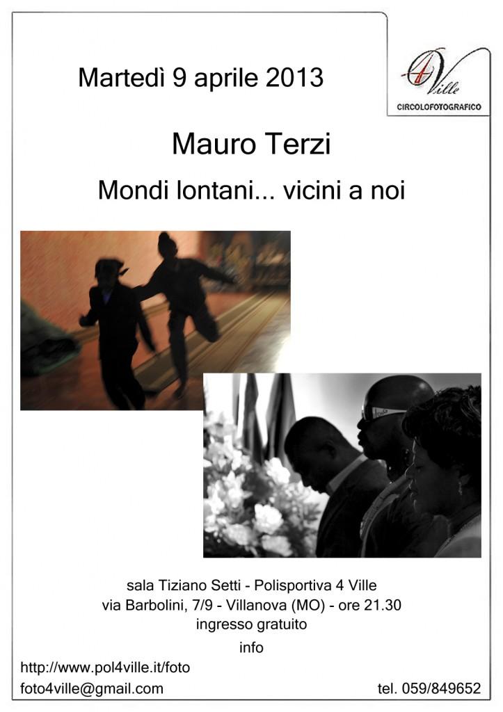 locandina Mauro Terzi