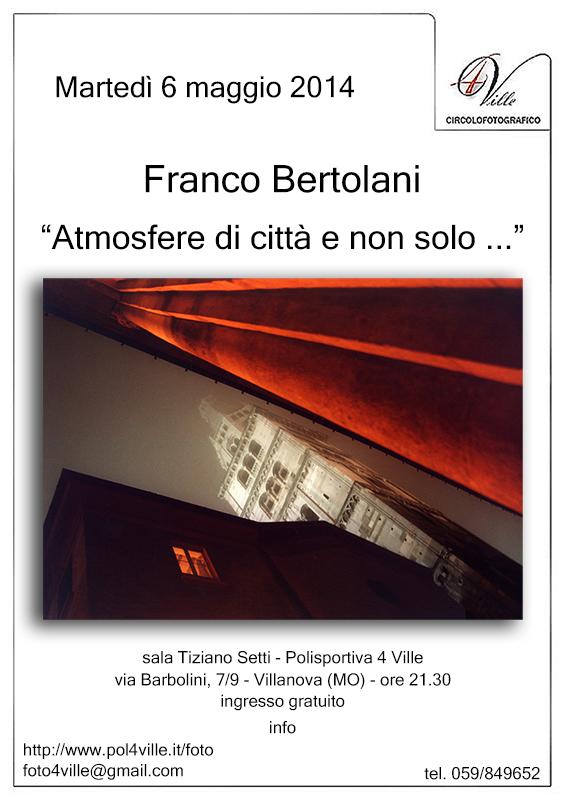 locandina Proiezione Franco Bertolani rid