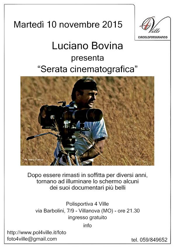 locandina Luciano Bovina rid