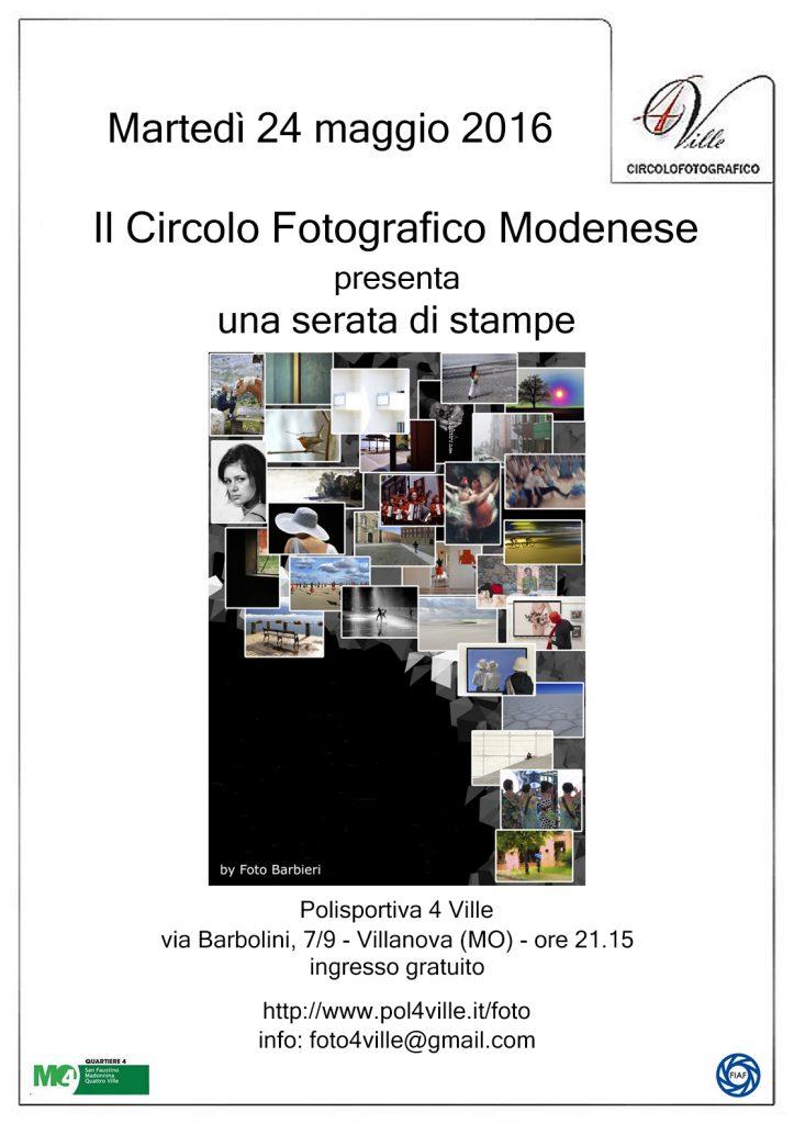 locandina Modenese